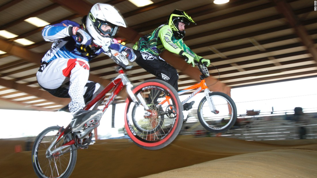 bmx racing is rad and totally back cnn. Black Bedroom Furniture Sets. Home Design Ideas