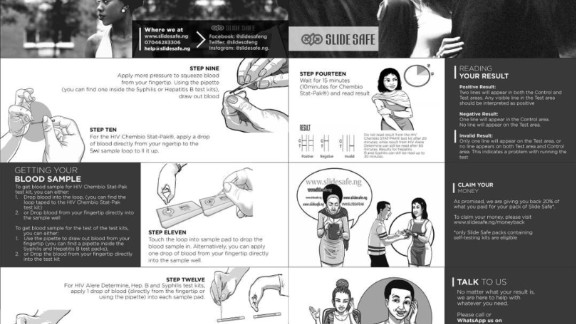 Part 2 of the SlideSafe user manual.