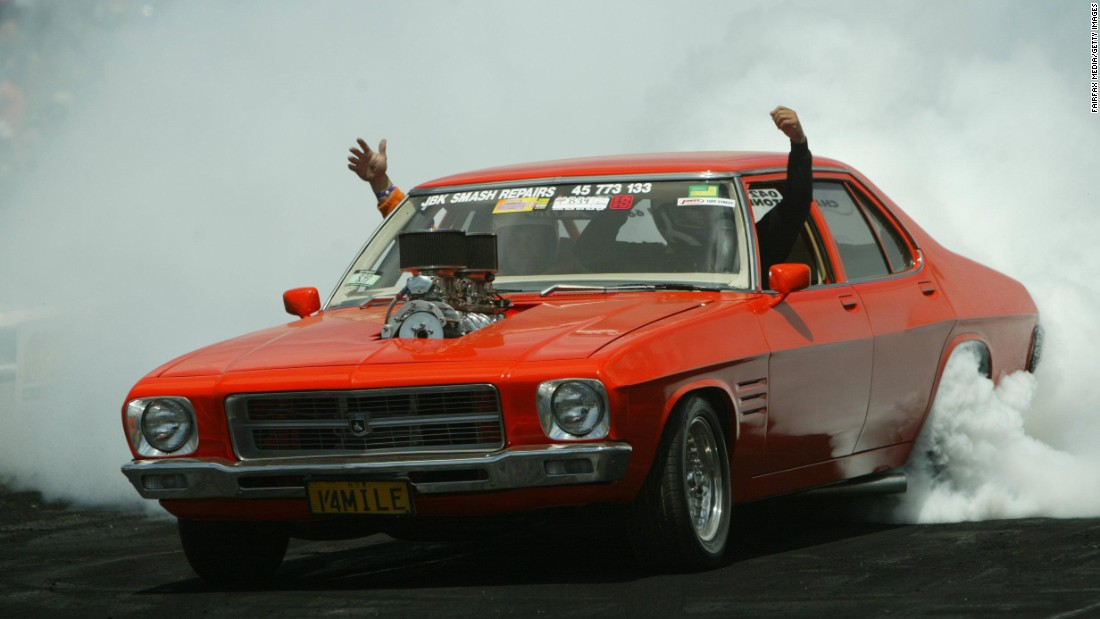 Holden\'s Australia era ends with last locally-made car - CNN Style