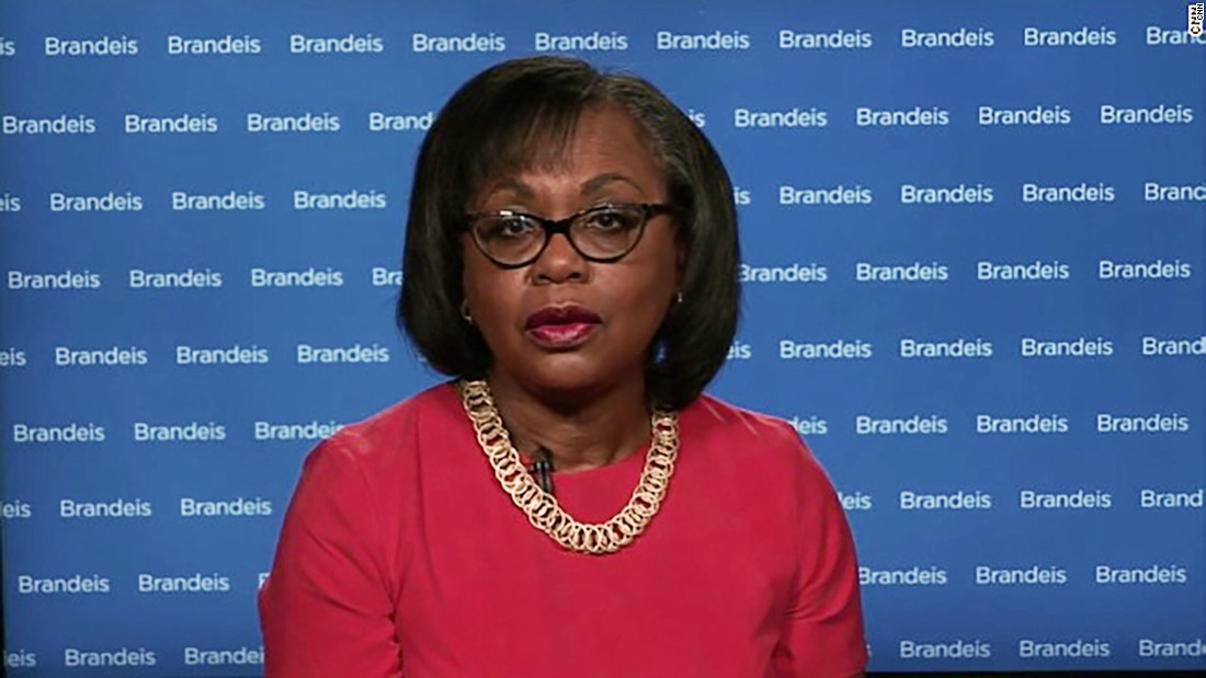 anita hill Learn more about gender equality icon anita hill and the confirmation hearings of supreme court justice clarence thomas at biographycom.