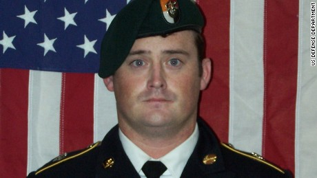 Staff Sgt. Dustin M. Wright of Lyons, Georgia