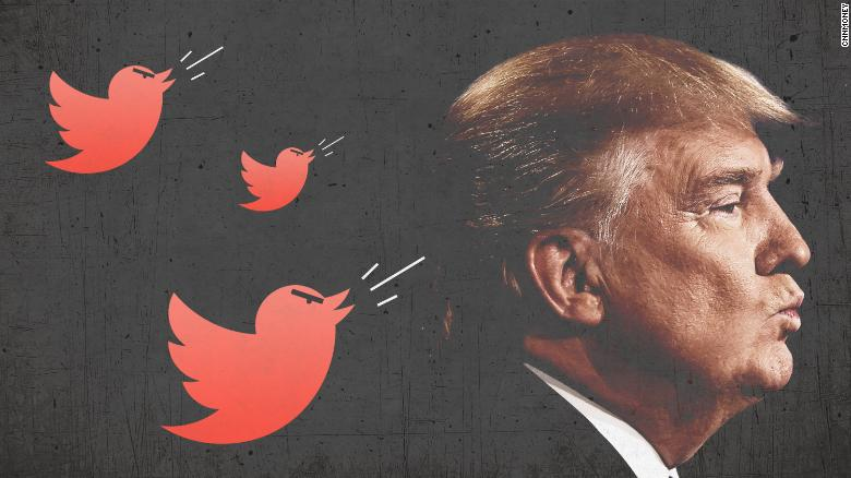 Twitter: Employee briefly shut down Trump's account