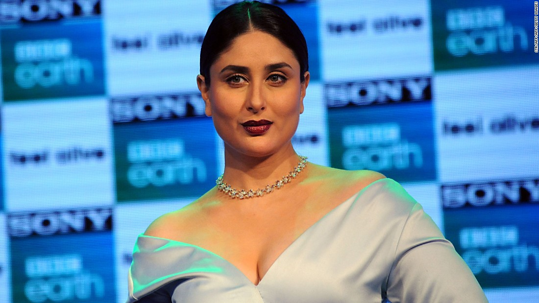"Bollywood actress Kareena was until this year the face of Dubai-based designer Faraz Manan's ready to wear <a href=""https://www.instagram.com/p/BCm1r1NzQJ2/?hl=en&taken-by=farazmanan"" target=""_blank"">Crescent Lawn Collection</a>. Recently she helped inaugurate two new jewelry stores for Malabar Gold and Diamonds in Dubai."
