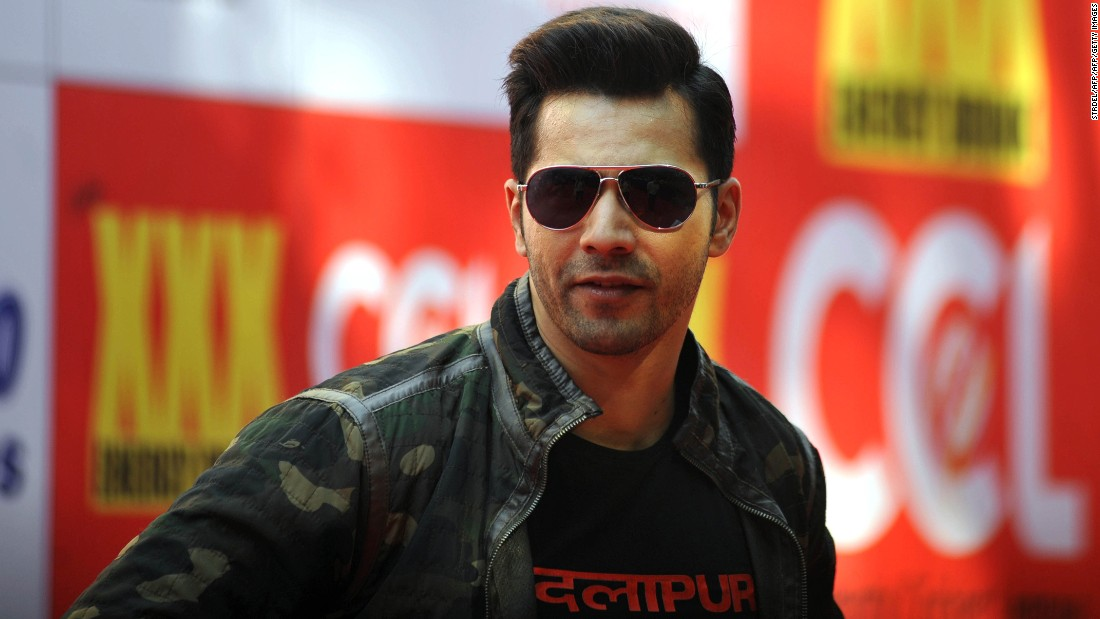 70b88f7b4b3 Bollywood heart throb Varun was revealed last summer as the face of the  Dubai based fashion
