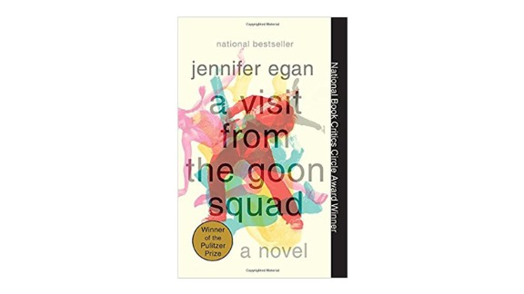 "2012  No award presented    2011  ""A Visit from the Goon Squad"" by Jennifer Egan ($12.85; amazon.com)"
