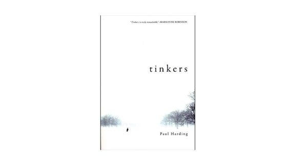 "2010   ""Tinkers"" by Paul Harding ($11.37; amazon.com)"