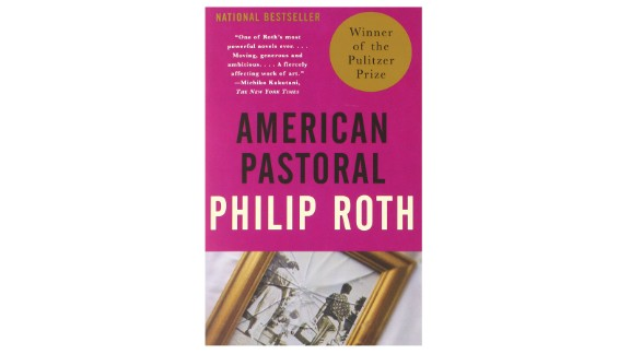 "1998   ""American Pastoral"" by Philip Roth ($11.52; amazon.com)"