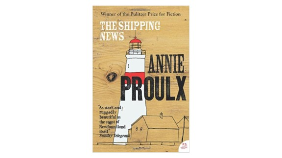 "1994   ""The Shipping News"" by E. Annie Proulx ($9.16; amazon.com)"