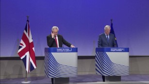 Brexit showdown bringing uncertainty to UK