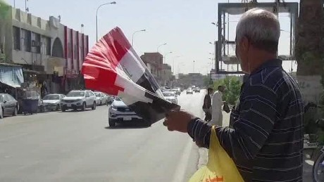 Kirkuk on edge after Peshmerga pushed out