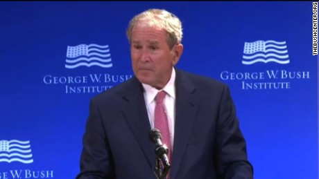 george w bush speech