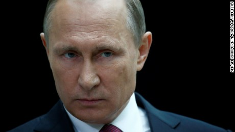 A s spokesman for Vladimir Putin said it was the President's decision alone not to retaliate to sanctions.