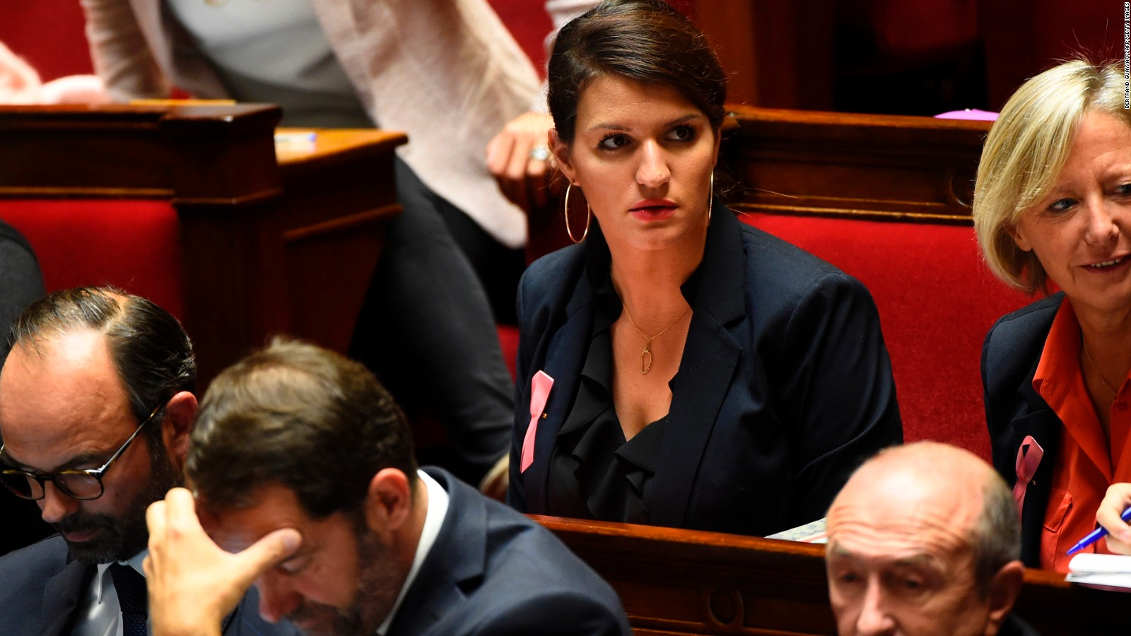 Peace Index and Global Security.: France minister Schiappa