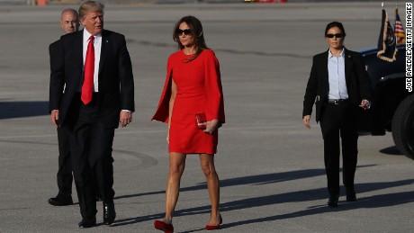 88d3de39b674 White House  Melania body double a non-story - CNN Video