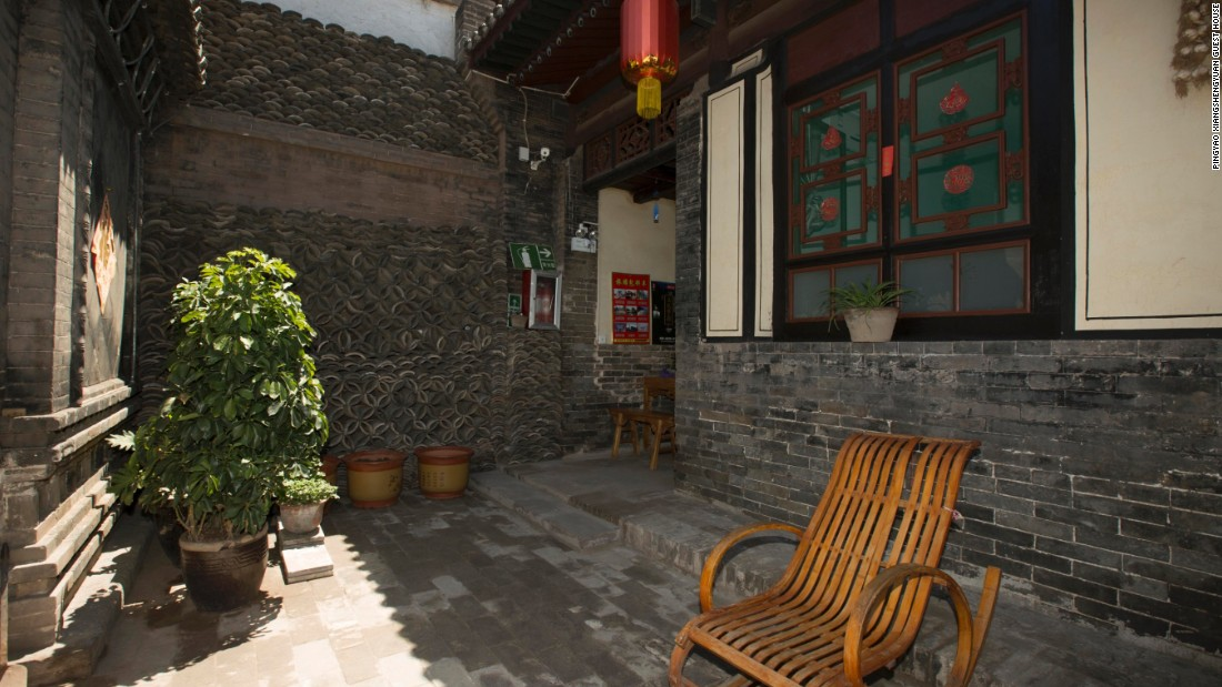 The house dates back to the mid-Qing dynasty, the last dynasty of Imperial China.
