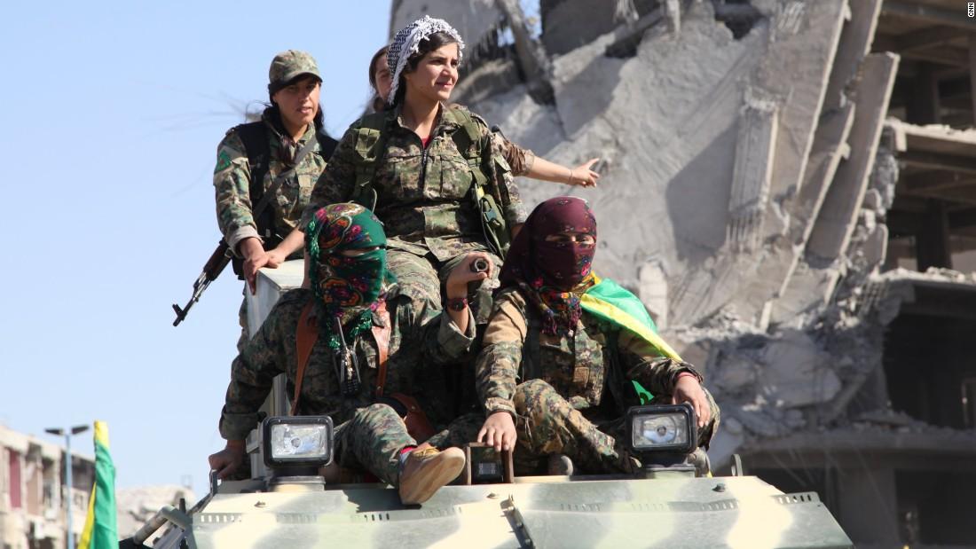 Isis vs kurdish women dating