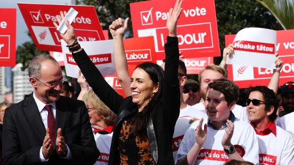 """Little said backing Labour was a vote """"for change."""""""