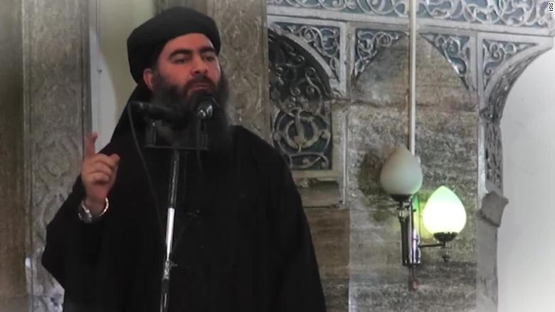 where is isis leader abu bakr al baghdadi pkg paton walsh_00010229