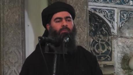 where is isis leader abu bakr al baghdadi pkg paton walsh_00015316.jpg