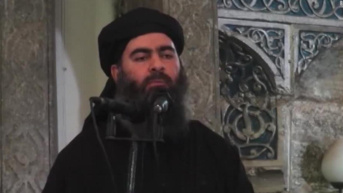 Wife of dead ISIS leader Baghdadi captured by Turkey, Erdogan says thumbnail