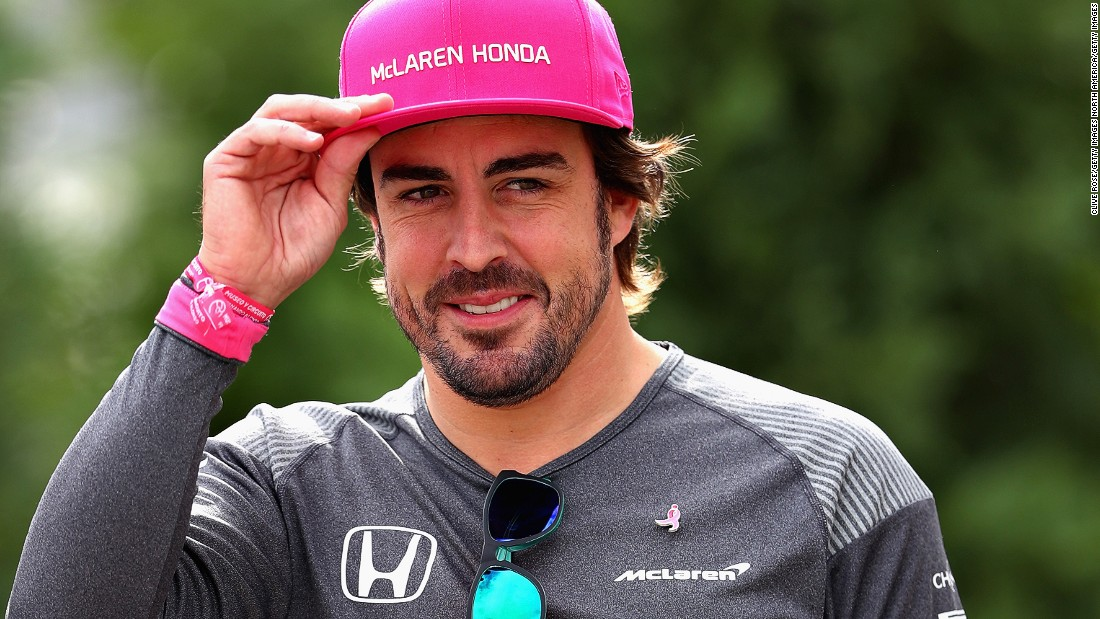 Fernando Alonso will stay at McLaren in 2018. The British team announced a continuation of their partnership ahead of the US Grand Prix weekend.