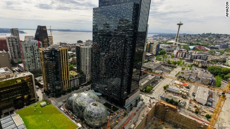 Amazon's headquarters choice could say a lot about diversity in America