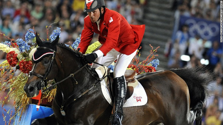 Horse of a lifetime: Hickstead