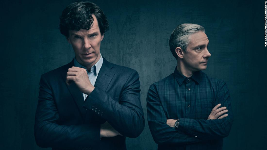 "Set in modern-day London, ""Sherlock"" is one of the best-loved British programs worldwide. The fourth season of this contemporary adaptation of Arthur Conan Doyle's detective stories has sold to 230 territories around the world.<br /><br />The show has spawned fan sites around the world. South Korean pop group SHINee even released an EP and single titled ""Sherlock"" in 2012, inspired by the show.<br />"