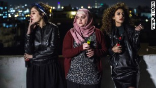 Maysaloun Hamoud: Palestinian director on plaudits, death threats and big screen success
