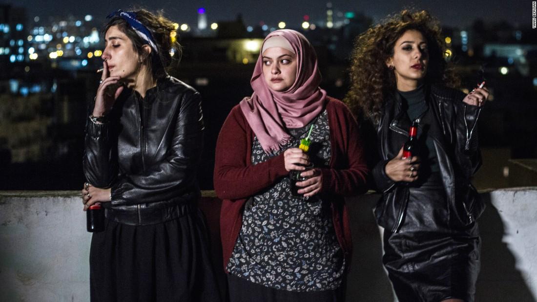 Maysaloun Hamoud: Palestinian director's big screen success