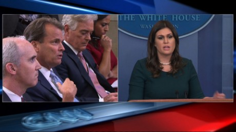 white house press briefing rep wilson fbi speech shs sot_00000423