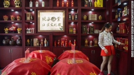 China's heavy-drinking political culture, focused around baijiu, has been blamed for holding women back.