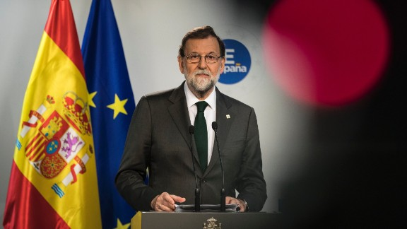 BRUSSELS, BELGIUM - OCTOBER 20:  Spain