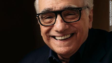 In this Dec. 9, 2016 photo, producer and director Martin Scorsese poses for a portrait in New York.