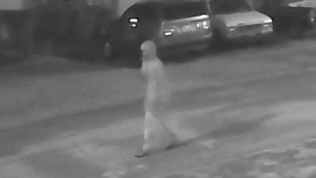 Police released grainy video last month of a person walking near the site of one of the killings.