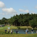 ninth hole cj cup nine bridge south korea