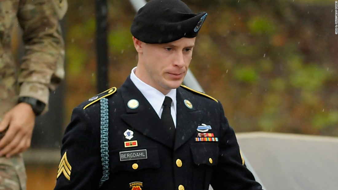 Army rejects Bowe Bergdahl's appeal accusing Trump of unlawfully influencing his case