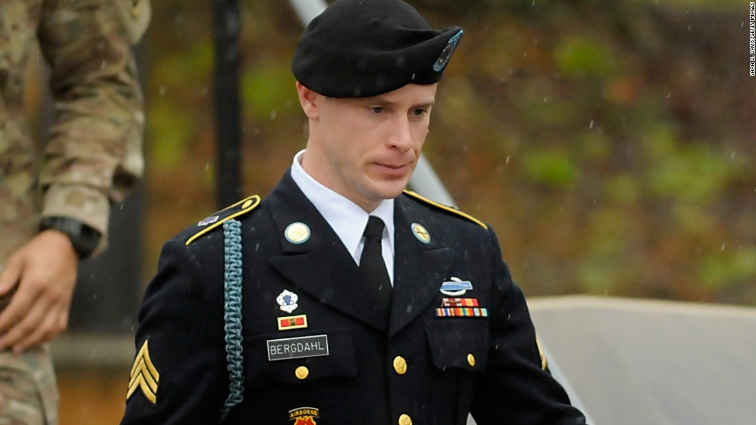 Bowe Bergdahl gets dishonorable discharge, avoids prison time – Trending Stuff