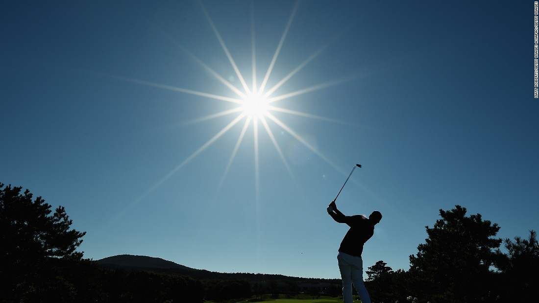 Jeju Island's Nine Bridges golf club hosted the first ever PGA Tour event in South Korea between October 19 and 23.