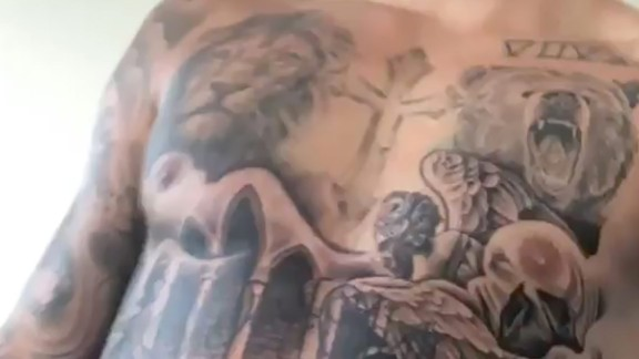 "Justin Bieber revealed his tattooed torso on his Instagram account in October. Celebrity tattoo artist Keith ""Bang Bang"" McCurd documented working on Bieber and wrote on Instagram that the new ink took  ""26 hours over 3 consecutive days."""