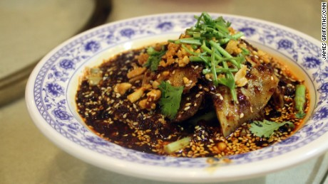 Sichuan food is incredibly diverse, though largely characterized by spices and peppers.