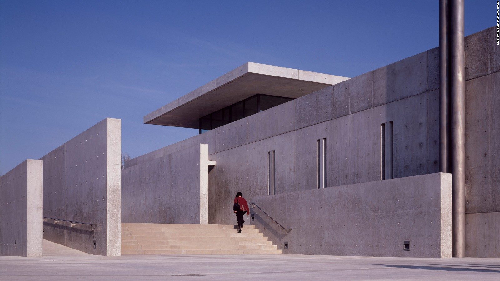 Tadao Ando: How Japanese Architect Became The King Of Concrete   CNN Style
