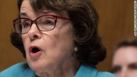 Read the Fusion GPS co-founder's testimony Feinstein released