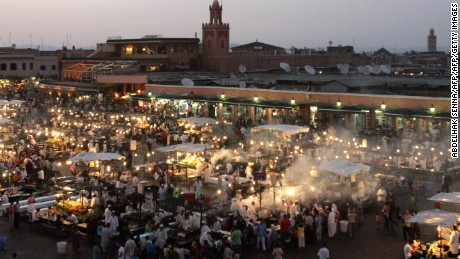 Popular tourist destinations such as Marrakech have helped to make Morocco one of Airbnb's top markets in Africa.