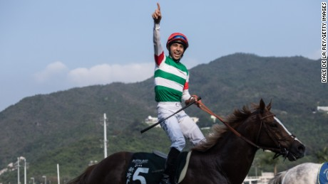 'Magic Man' Joao Moreira won eight races in a day in Hong Kong