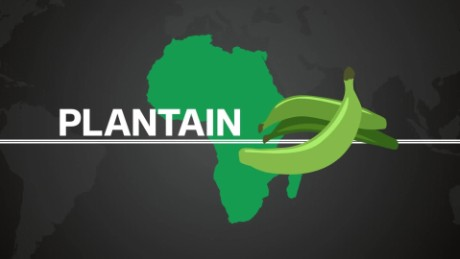 The production and consumption of Plantain in Africa_00001025