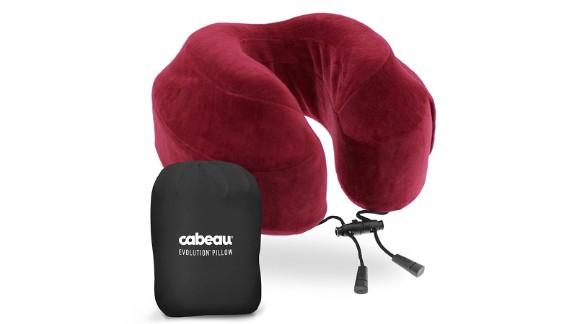 Cabeau Evolution Travel Pillow ($39.99; amazon.com)