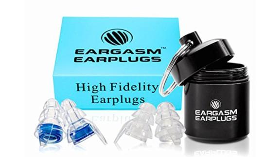 Eargasm High Fidelity Earplugs ($29.88, originally $34.95; amazon.com)