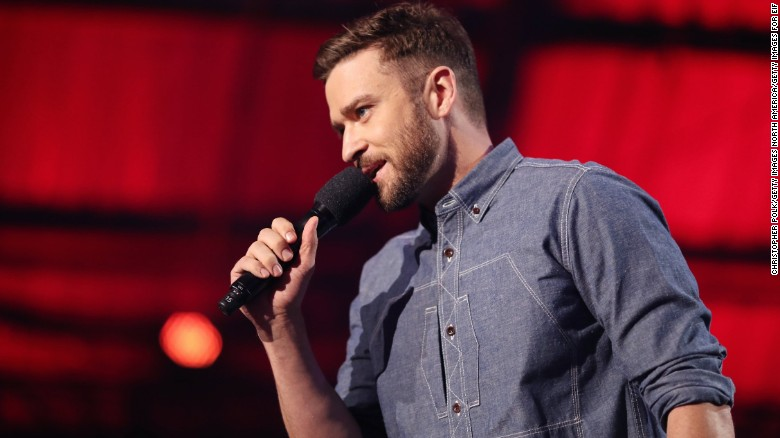 Justin Timberlake Made Peace With Janet Jackson Cnn
