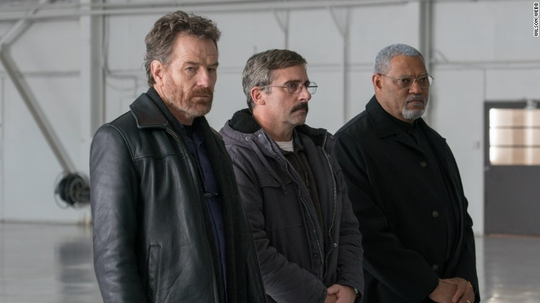 'Last Flag Flying' cast on film's timliness